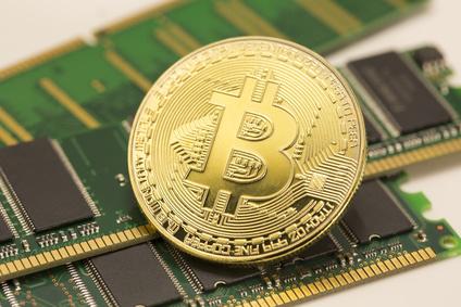 PCメモリーとビットコイン